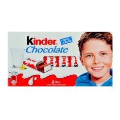 Kinder Chocolate – 8 Stk.