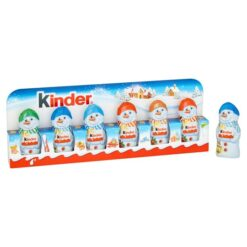 Kinder mini jule figure 6 Stk.